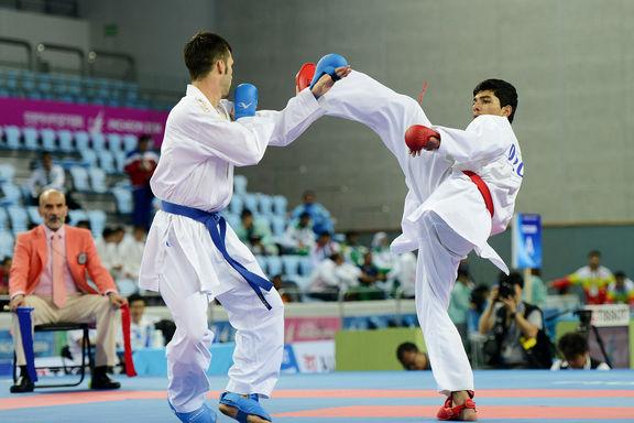 شوک به کاراته ایران در سرزمین ماتادورها