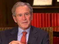 حمله تند ترامپ به جرج بوش
