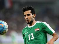 استوری بشار از بازی ایران و عراق
