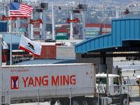 کسری تجاری آمریکا به بالاترین سطح در ۵ ماه گذشته رسید