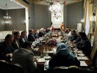 روحانی: تهران آماده توسعه همه جانبه مناسبات با کلمبو است