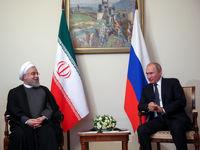 رایزنی روحانی و پوتین درباره مهمترین مسایل دوجانبه، منطقهای و بینالمللی/ گفتگوی روسای دو کشور در خصوص ابتکار صلح هرمز