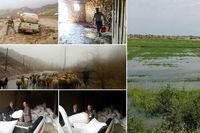 اعلام رسمی میزان خسارت سیل به بخش کشاورزی