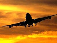 4درصد پروازهای خارجی انجام میشود