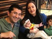 خشم شیلا خداداد از خبر تولد فرزندانش در آمریکا +عکس