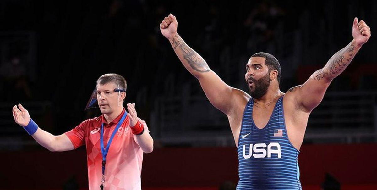 ایران در رده۲۹ المپیک توکیو ایستاد