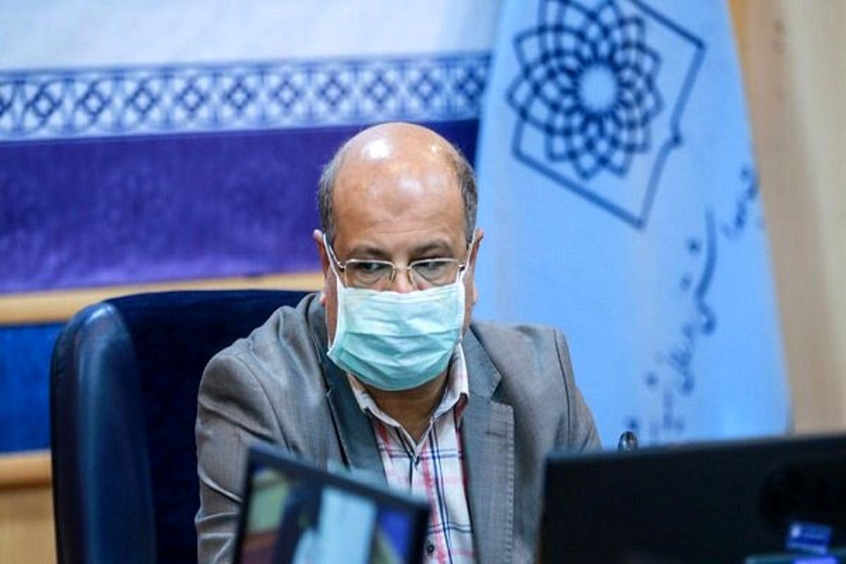 تست پی سی آر ۵۰درصد مراجعان تهرانی مثبت میشود