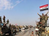 حمله برای پایان بحران در ادلب