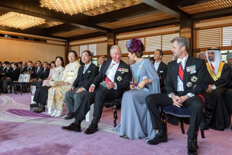 مراسم تاجگذاری امپراطور ژاپن