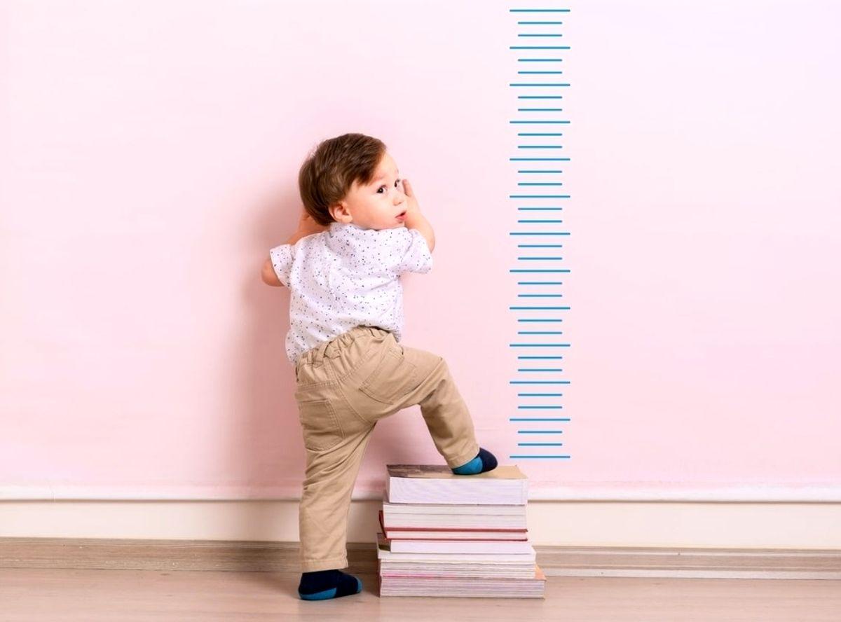 نگران قد بچه های خود نباشید