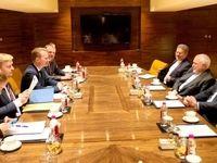 گفت و گوی صریح ظریف و وزیر خارجه دانمارک