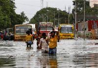 سیل در هند +تصاویر