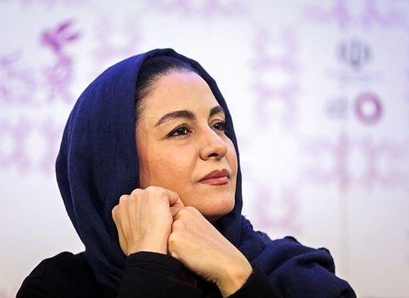 پیام تسلیت بازیگر زن معروف +عکس