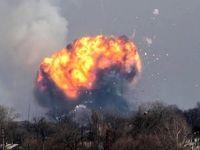 انفجار در دانشگاه علمی کابردی جهاد دانشگاهی