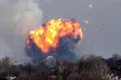 نمایی دیگر از انفجار مهیب بیروت +فیلم