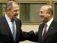 مسکو و آنکارا موضع مشترکی در قبال سوریه دارند