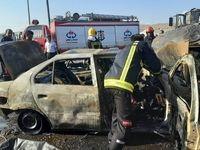 مرگ ۸۷۸ نفر در تصادفات رانندگی استان تهران در ۲۴۶روز