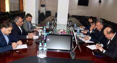 دیدار سفیر کشورمان با وزیر معارف و علم تاجیکستان