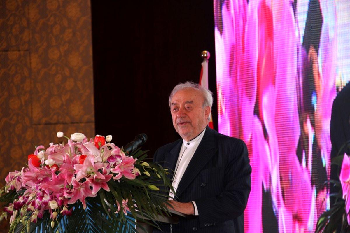 کمربند اقتصادی جاده ابریشم بانی تقویت همکاری های ایران و چین