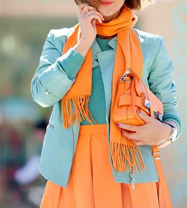 پوشیدن لباس های رنگی چه تاثیری بر بدن دارد؟