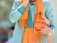 پوشیدن لباسهای رنگی چه تاثیری بر بدن دارد؟
