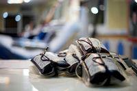 اهدای خون را فراموش نکنید