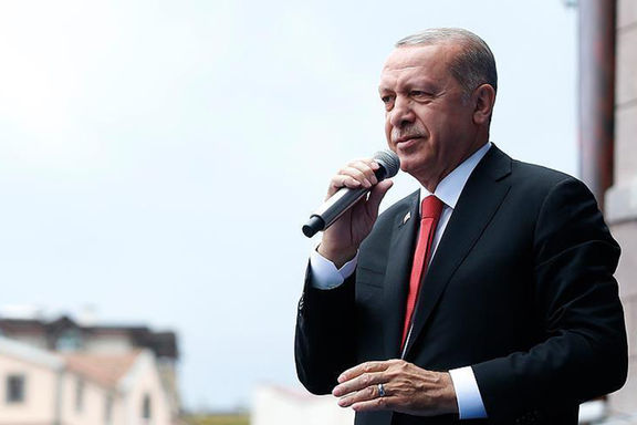 اردوغان: ایران، چین و روسیه کنار ما هستند