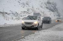 جادههای برفی و ضرورت استفاده از تجهیزات زمستانی