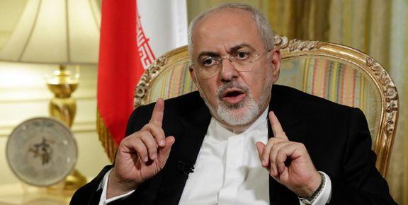 واکنش رسانه صهیونیستی به توئیت وزیر خارجه ایران