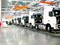 تولید ماشینهای سنگین تقریبا نصف شد