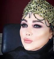 بهنوش بختیاری با کلاهگیس + عکس