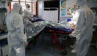 ظرف 48 ساعت آینده ظرفیت تمام بیمارستانهای پاریس پر می شود