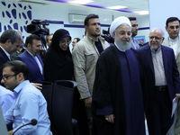 روحانی: تلاشگران صنعت نفت امروز گام بلندی در مسیر عزت ایران، تولید و اشتغال برداشتند/ دشمنان قادر به توقف ملت ایران در مسیر پیشرفت نیستند