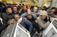 آمریکاییها چه میزان در جمعه سیاه خرید کردند؟