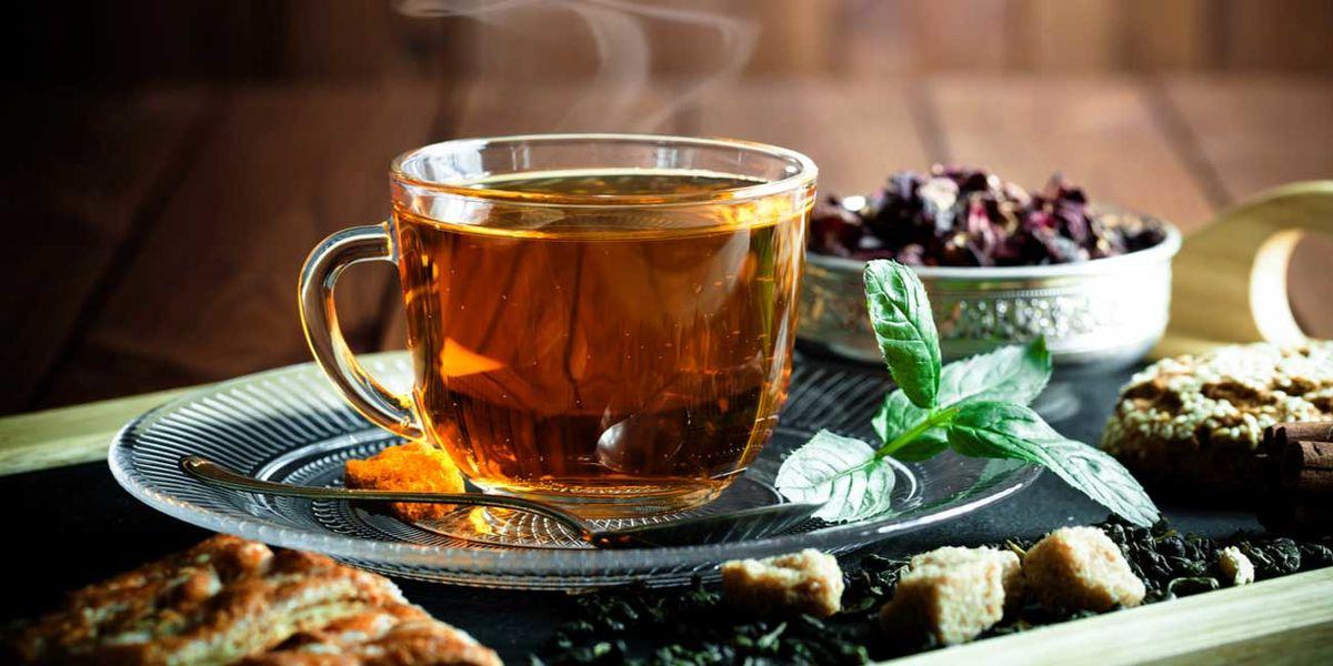 چای سبز نابودگر سنگ کلیه