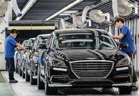 کاهش صادرات خودرو در کره جنوبی