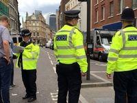 تیراندازی در لندن