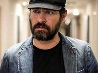 گریم جدید شهاب حسینی در فیلم جدیدش+ عکس