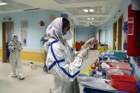 تست مثبت PCR معیار اعلام آمار فوتیهای کرونا است