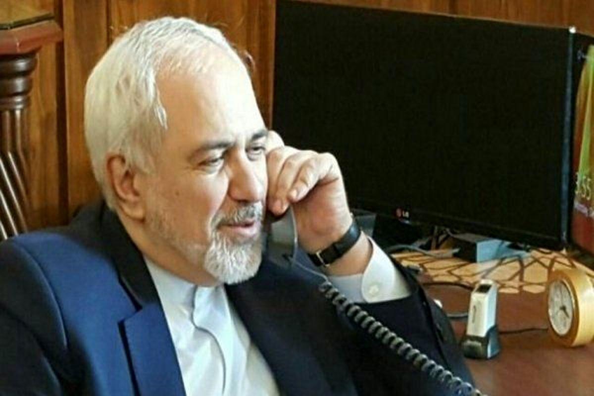 گفتگوی ظریف با وزیر خارجه جدید آذربایجان