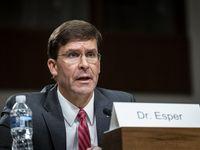 ابراز امیدواری مارک اسپر نسبت به مذاکره ایران-آمریکا