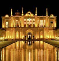 عمارتی باشکوه در کرمان +عکس