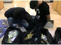 دستگیری دزدان ۲ هزار میلیاردی بانک +عکس