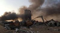 میزان خسارات انفجار بیروت برآورد شد