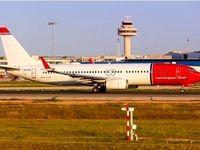 موتور بوئینگ از نروژ به ایران میرسد