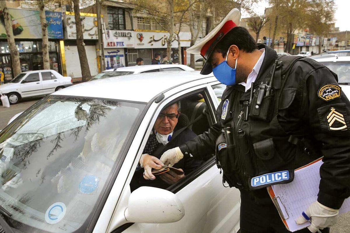 افزایش جریمهها و کاهش ۶درصدی تخلفات