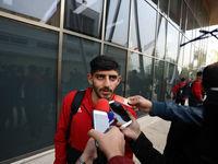 پرسپولیسیهای تیم ملی در آغوش هم +عکس