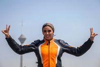 گزارش رویترز از زنان موتورسوار ایران +تصاویر