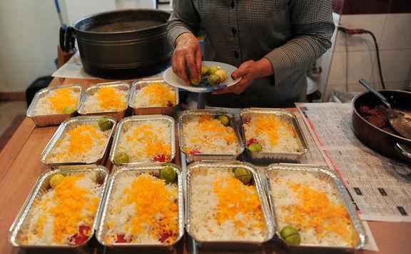 کاهش ۳۰درصدی فروش رستورانها در پی شیوع کرونا