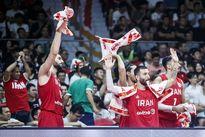 پایان مرحله گروهی جامجهانی بسکتبال برای تیم ملی